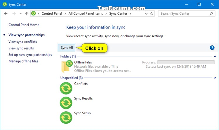 Manually Sync Offline Files in Windows-sync_center_sync_all-1.jpg