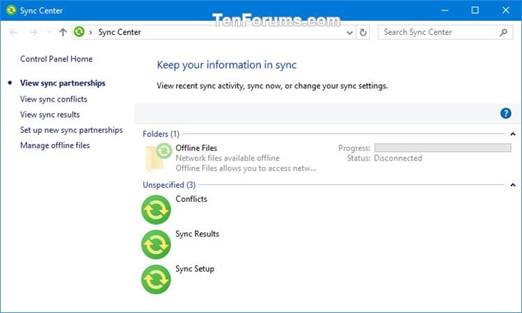 Add Sync Center Context Menu in Windows-sync_center.jpg