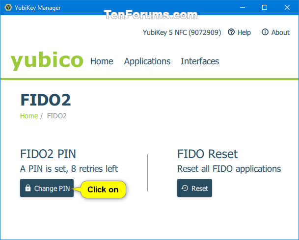 Change Security Key PIN to Log into Apps in Windows 10-change_yubikey_pin-3.png