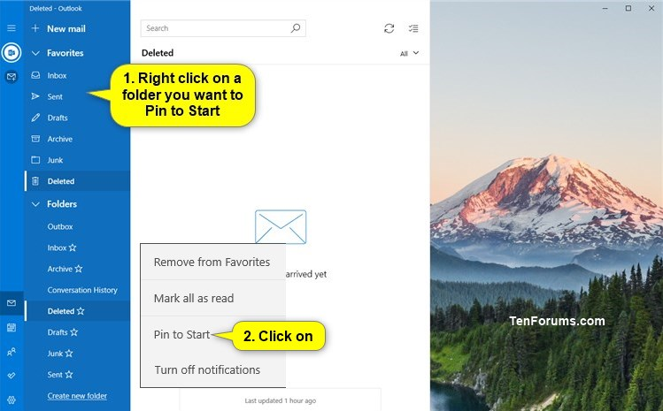 Pin to Start Email Folder from Mail app in Windows 10-mail_app_pin_to_start_folder-2.jpg