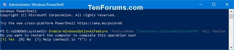 Name:  enable_Windows_Sandbox_in_Powershell.jpg Views: 17020 Size:  30.4 KB