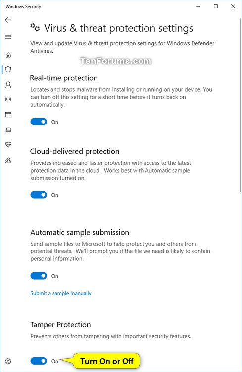 Turn On or Off Tamper Protection for Windows Defender Antivirus-windows_security_tamper_protection-3.jpg