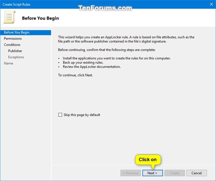Use AppLocker to Allow or Block Script Files in Windows 10-block_script_files_in_applocker-6.jpg