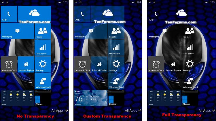 Click image for larger version.  Name:Windows_10_Phone_Start_transparency.jpg Views:1199 Size:286.6 KB ID:21846