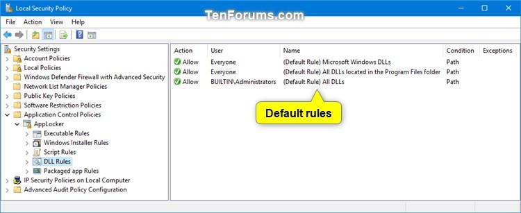 Use AppLocker to Allow or Block DLL Files from Running in Windows 10-block_dll_in_applocker-6.jpg