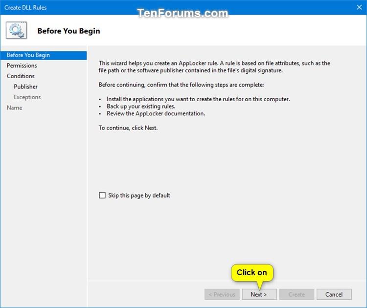 Use AppLocker to Allow or Block DLL Files from Running in Windows 10-block_dll_in_applocker-8.jpg