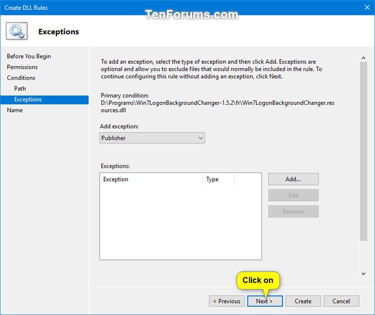 Use AppLocker to Allow or Block DLL Files from Running in Windows 10-block_dll_in_applocker-12d.jpg