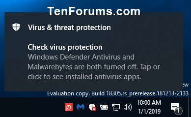 How to Turn On or Off Microsoft Defender Antivirus in Windows 10-windows_defender_antivirus_disabled-1.jpg
