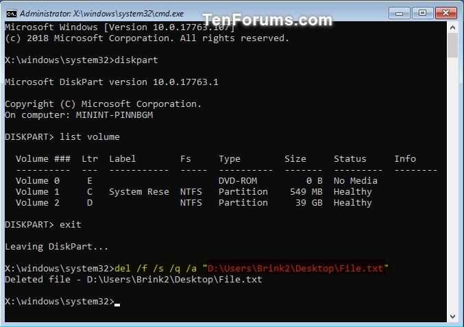Delete File in Windows 10-delete_file_command_prompt_at_boot-2.jpg