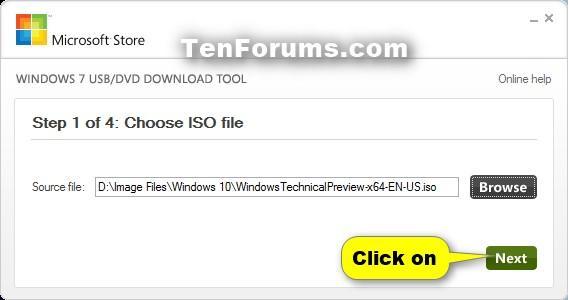 Créer un lecteur flash USB amorçable pour installer Windows 10-3-w7_usb_download_tool.jpg