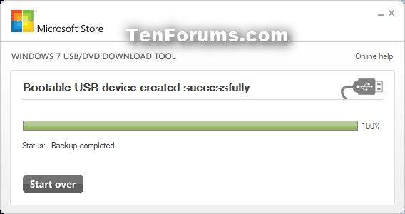 Créer un lecteur flash USB amorçable pour installer Windows 10-9-w7_usb_download_tool.jpg