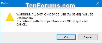 Créer un lecteur flash USB amorçable pour installer Windows 10-rufus-1.png