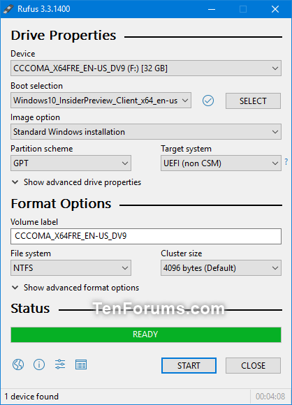 Create Bootable USB Flash Drive to Install Windows 10-rufus-3.png