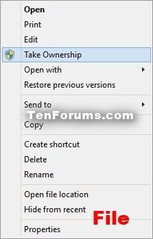 tenforums tutorials