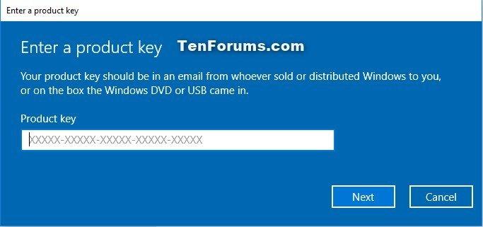 Activate Windows 10   Tutorials
