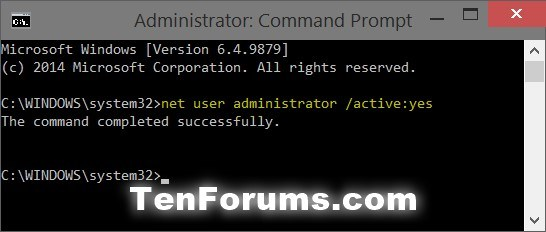 Enable or Disable Elevated Administrator account in Windows 10-enable_built-in_administrator_cmd.jpg