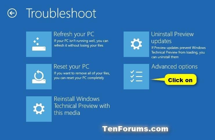 Boot into Safe Mode on Windows 10   Tutorials