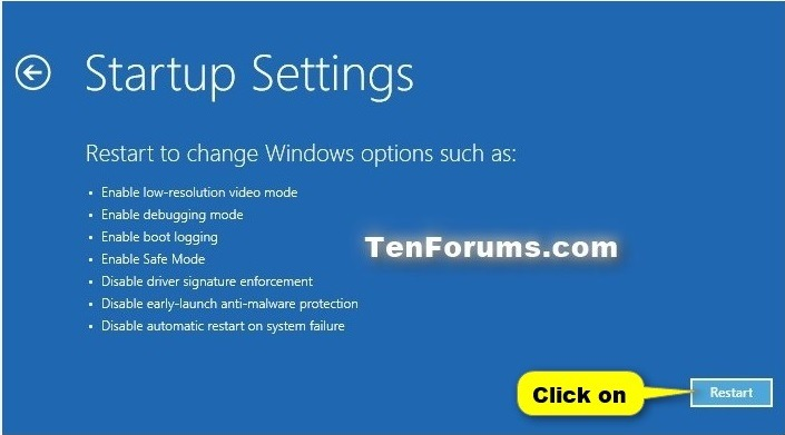 Boot into Safe Mode on Windows 10-4-safe_mode_boot-options.jpg