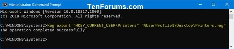 Export and Import Registry Keys in Windows-export_registry_key_in_command_prompt.jpg