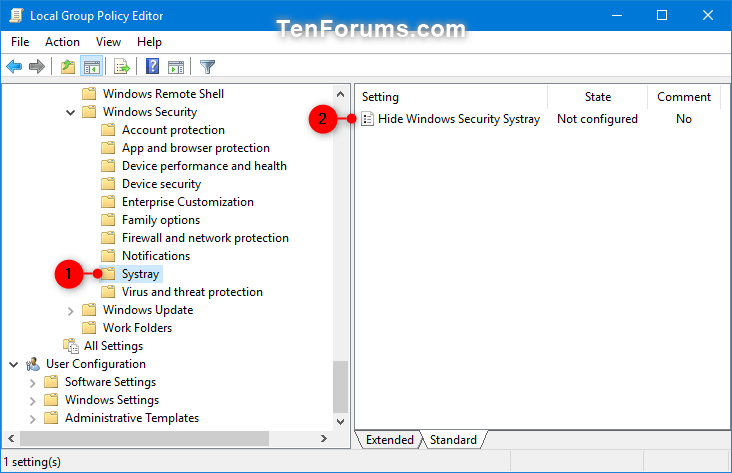 Hide or Show Windows Security Notification Area Icon in Windows 10-windows_security_icon_gpedit-1.png