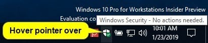Hide or Show Windows Security Notification Area Icon in Windows 10-windows_security_icon-2.jpg