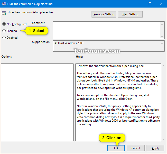 Enable or Disable Places Bar in Common Dialog Box in Windows-common_dialog_box_places_bar_gpedit-2.png