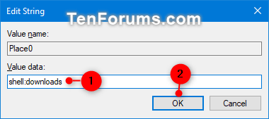 Change Places Bar Items in Common Dialog Box in Windows-common_dialog_box_places_bar_regedit-2.png
