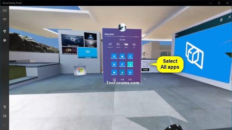 Run Desktop (Win32) apps in Windows Mixed Reality in Windows