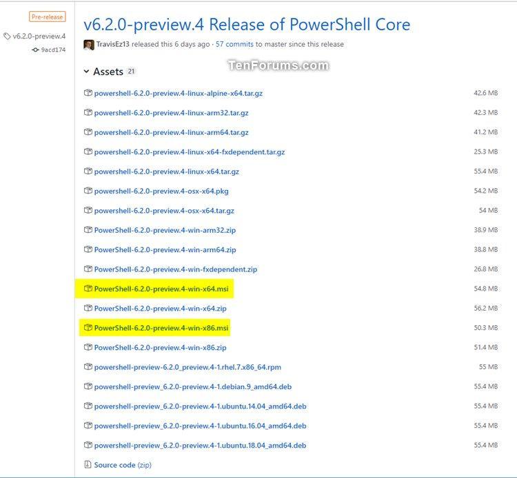 Install PowerShell Core on Windows-download_powershell_core_at_github.jpg