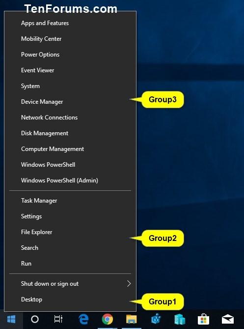 Add Custom Shortcuts to Win+X Quick Link Menu in Windows 10-win-x_groups.jpg
