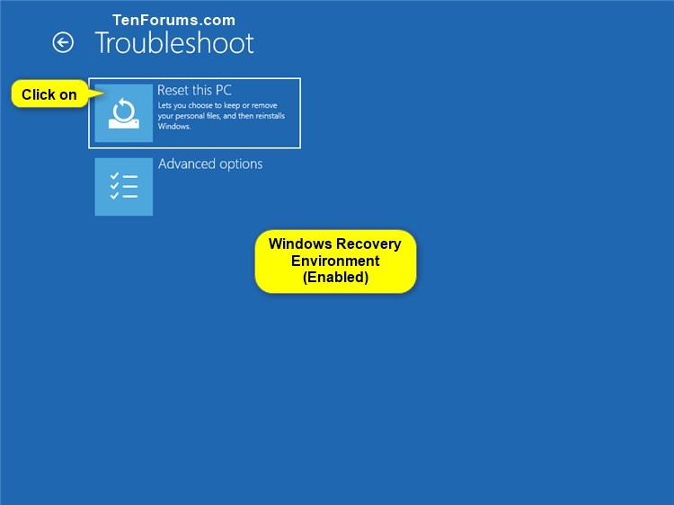 Enable or Disable Windows Recovery Environment in Windows 10-windows_recovery_environment-3.jpg