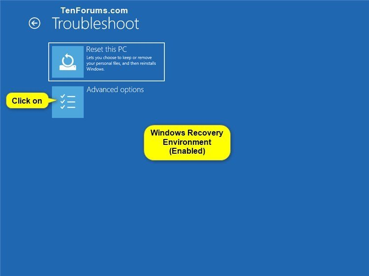 Enable or Disable Windows Recovery Environment in Windows 10-windows_recovery_environment-5.jpg