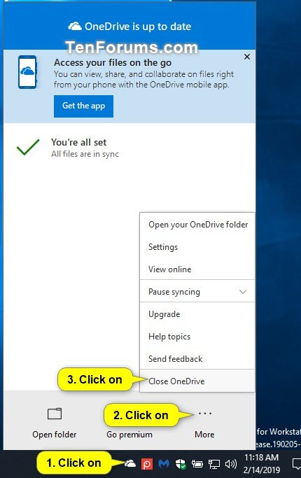 How to Pause and Resume Sync in OneDrive in Windows 10-close_onedrive.jpg