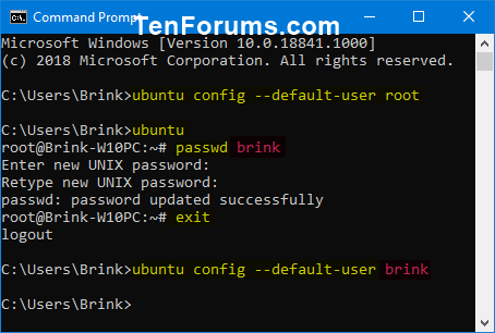 Reset Password in Windows Subsystem for Linux Distro in Windows 10-reset_user_password_in_wsl_distro.png