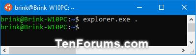 Access WSL Linux Files in Windows 10 | Tutorials