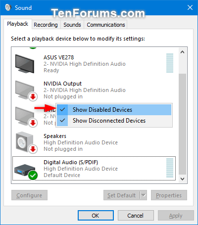 Enable or Disable a Sound Output Device in Windows-playback_devices-1.png