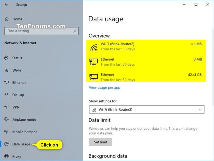 View Network Data Usage Details in Windows 10-data_usage_overview.jpg