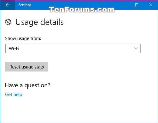Reset Network Data Usage in Windows 10-reset_data_usage-4.png