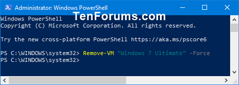 Name:  Delete_Hyper-V_virtual_machine_PowerShell.png Views: 98 Size:  5.6 KB