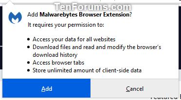 Install Extensions in Mozilla Firefox | Tutorials