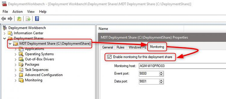 Microsoft Deployment Toolkit - Easy and Fast Windows Deployment-enable-monitoring.jpg