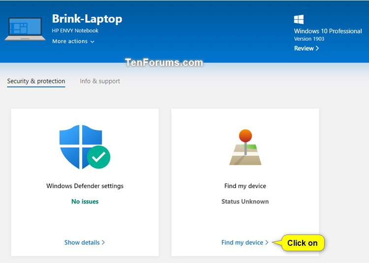 Remotely Lock Windows 10 Device with Find My Device-remotely_lock_windows_10_device-2.jpg
