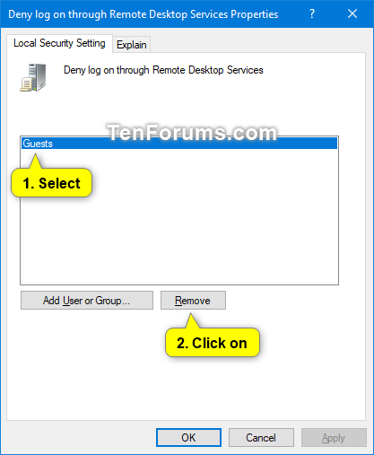 Deny Users and Groups to Log on with Remote Desktop in Windows 10-deny_remote_desktop_services_user_rights_assignment-10.png
