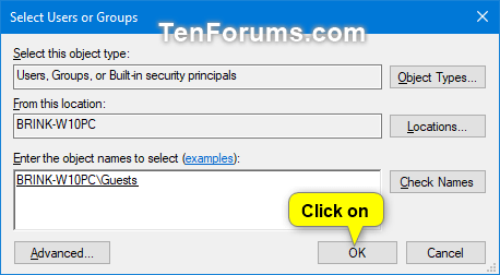Deny Users and Groups to Log on with Remote Desktop in