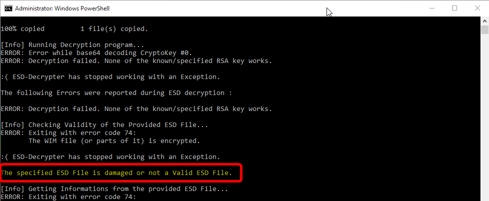 ESD to ISO - Create Bootable ISO from Windows 10 ESD File - Page 28