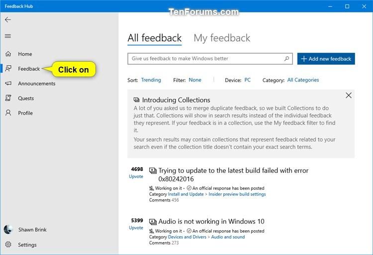 Share Feedback from Feedback Hub in Windows 10-share_feedback_in_feedback_hub-2.jpg