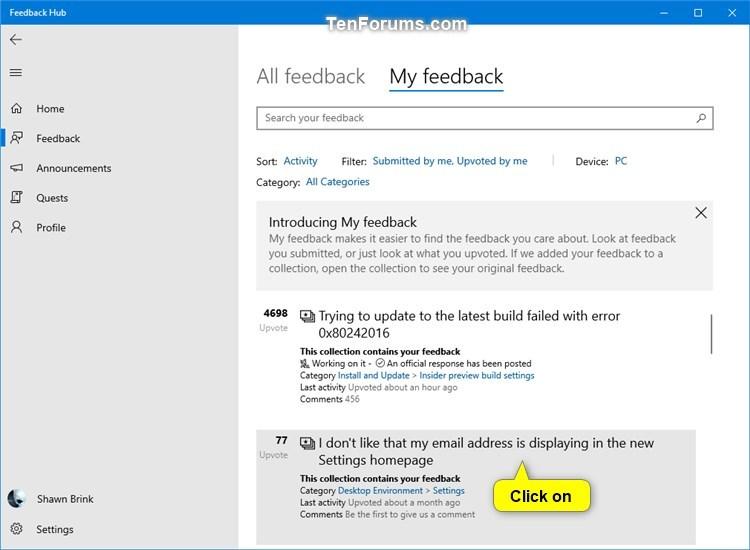 Share Feedback from Feedback Hub in Windows 10-share_feedback_in_feedback_hub-5.jpg