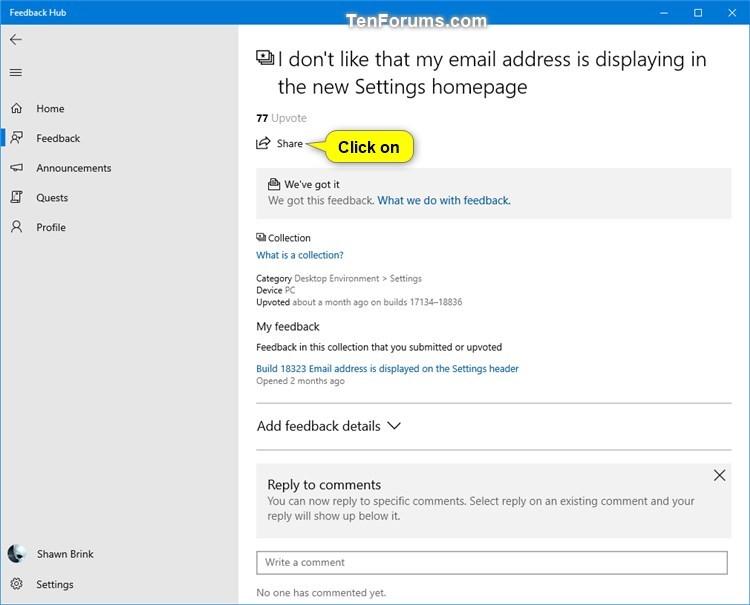 Share Feedback from Feedback Hub in Windows 10-share_feedback_in_feedback_hub-6.jpg
