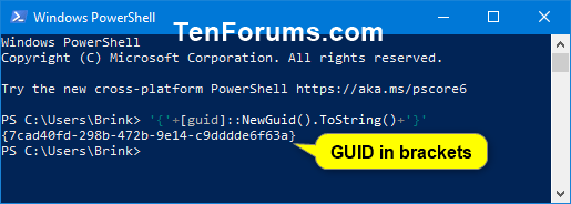 Name:  PowerShell_GUID_with_brackets.png
