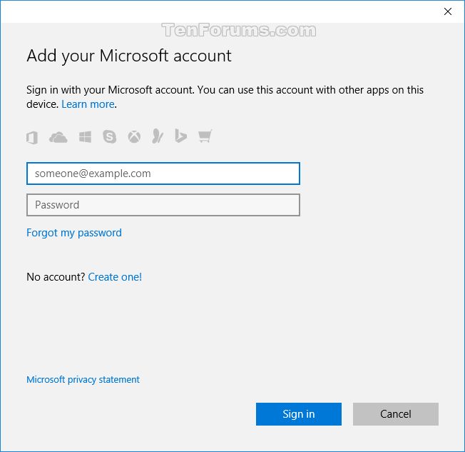 Sign in Store with Different Account in Windows 10-store_sign_in-3b.png